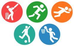 sports icones